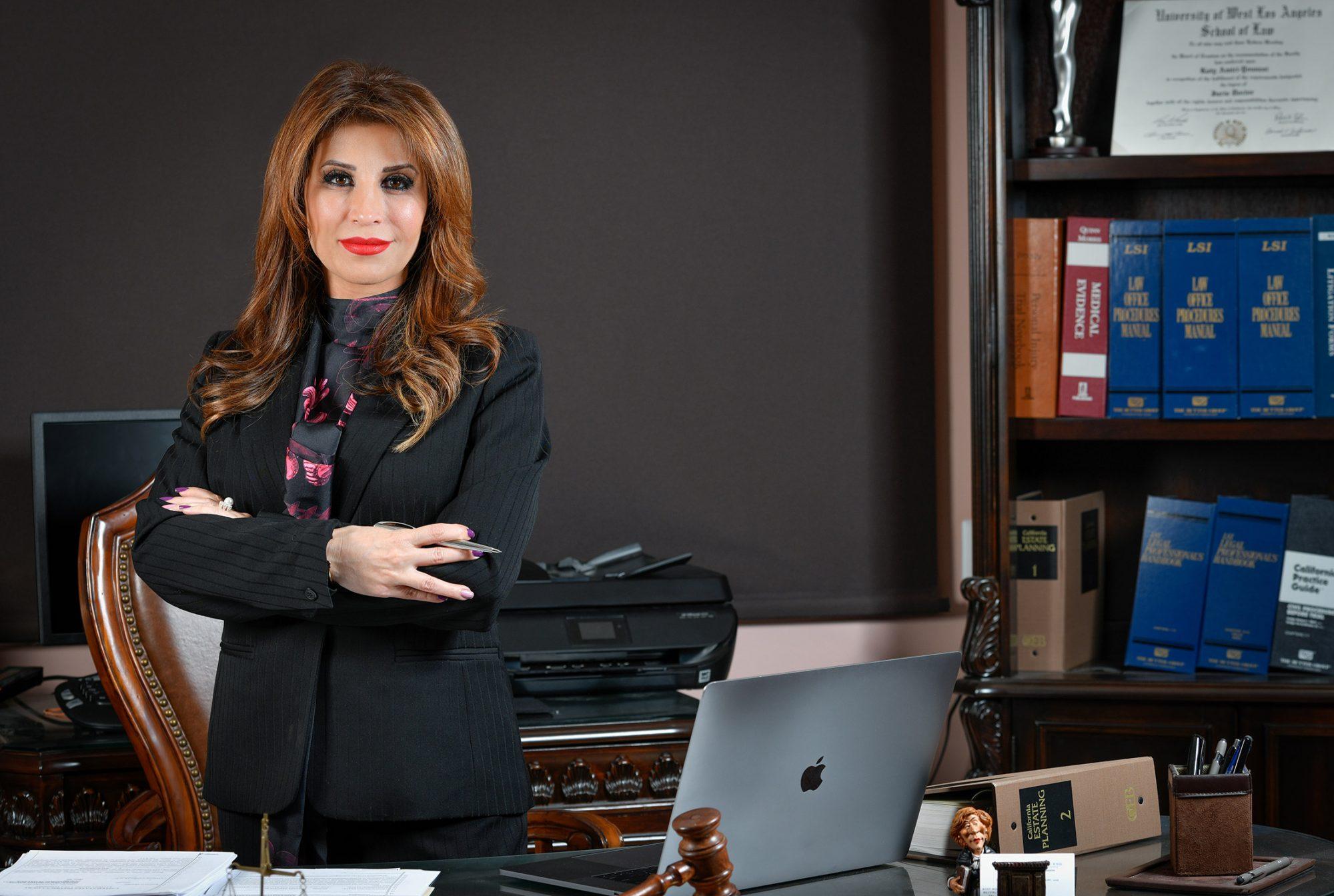 Katy Amiri Younesi 90210 Law Firm